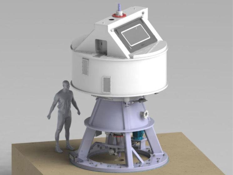 Broadbent supplies Honk Kong University (HKUST) with Geotech centrifuge.