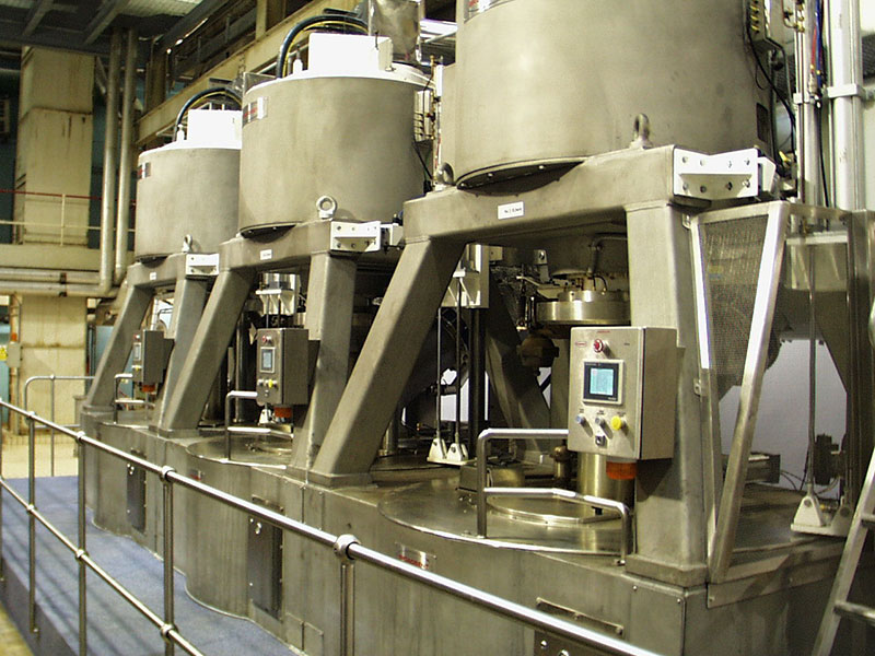 Refurbished Batch Sugar Centrifuges Now Available