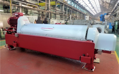 Broadbent Thailand supplies foodstuffs separation equipment to Roi Et Group