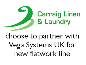 Carraig Linen choose Vega Systems UK
