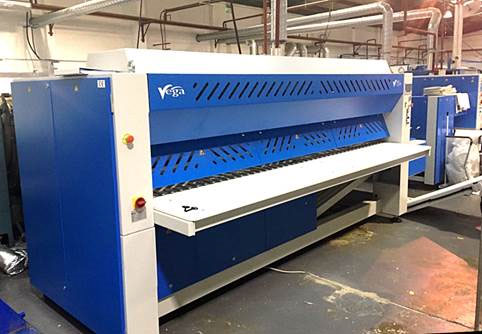 Carraig Linen in Dublin benefit from Vega Systems Flexibility & Simplicity